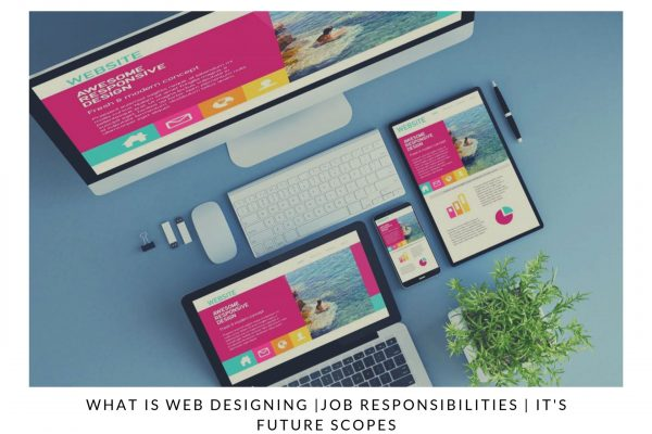 What Is Web Designing & What Are The Future Scopes In Web Designing?